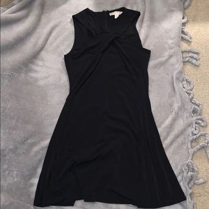 Michael kors black cocktail dress